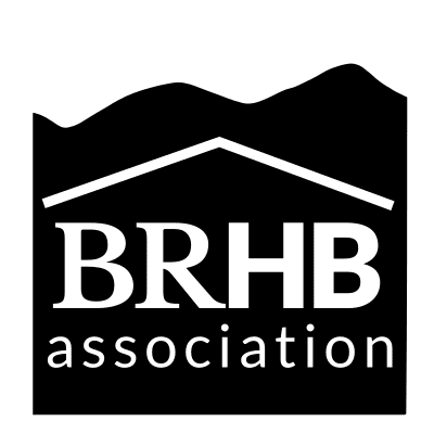 Logo for the Blue Ridge Home Builders Association
