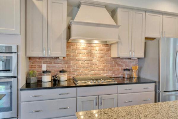 Cascadia Model Home Kitchen.