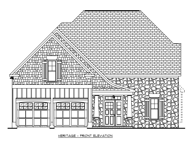Chesapeake Heritage Elevation