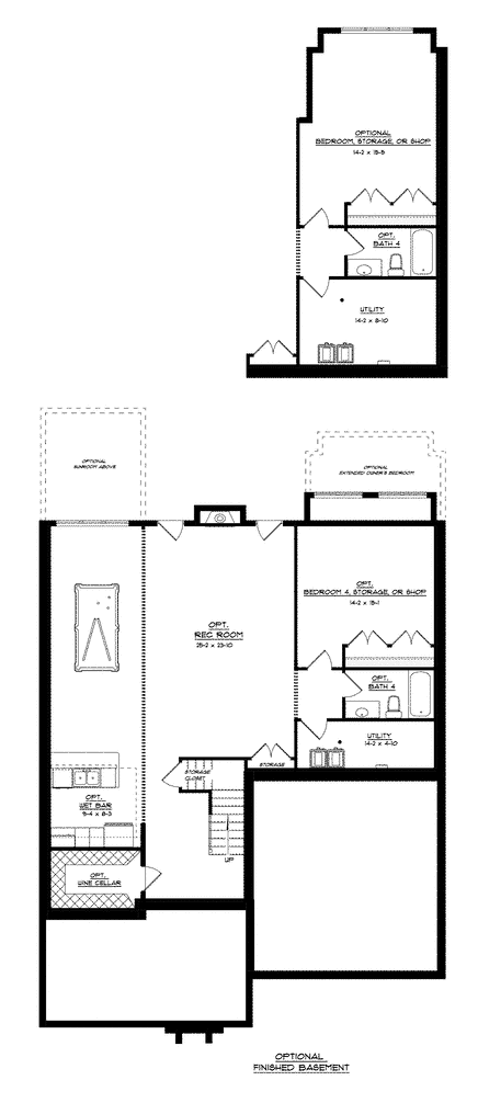 craig-builders-Cascadia-Fairway-BASEMENT-PLAN