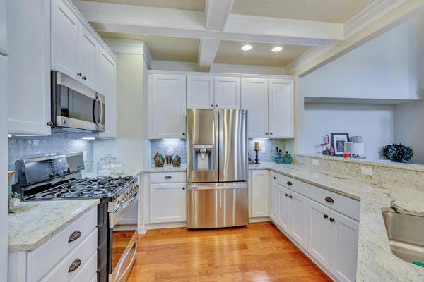 Craig Builders kitchen.