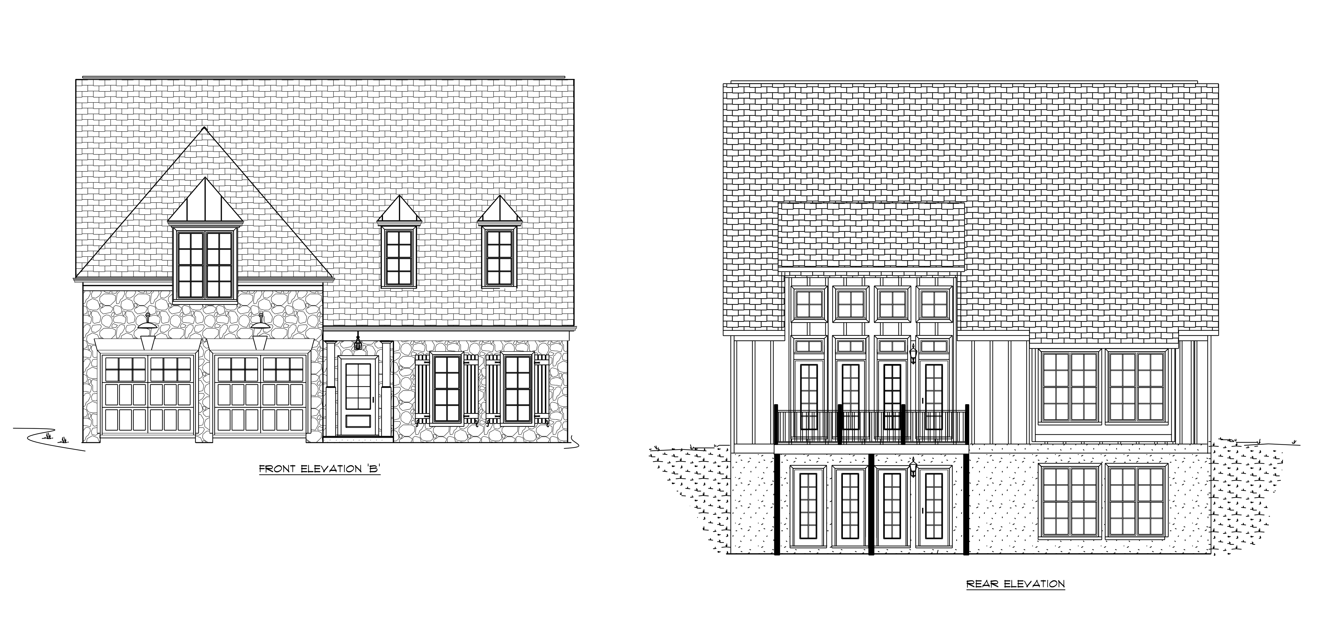Exterior Design B
