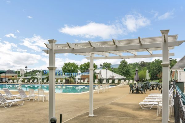 Glenmore swimming pool