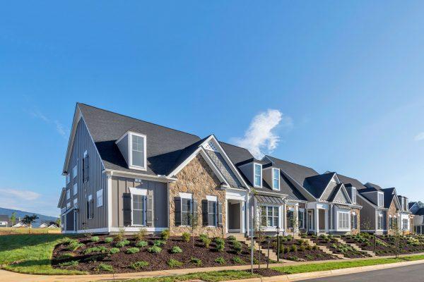 New homes Charlottesville Belvedere