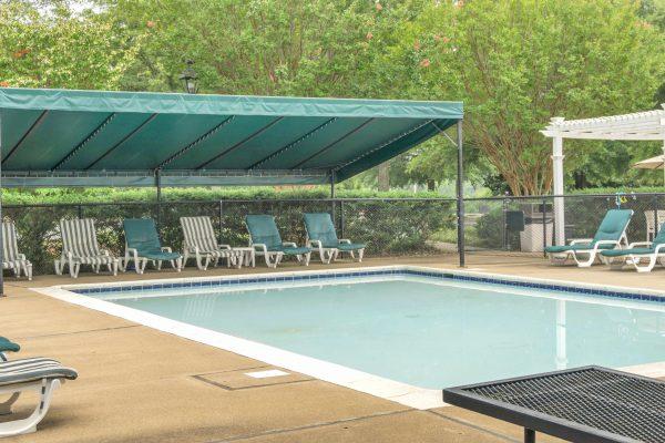 Pool in Glenmore community