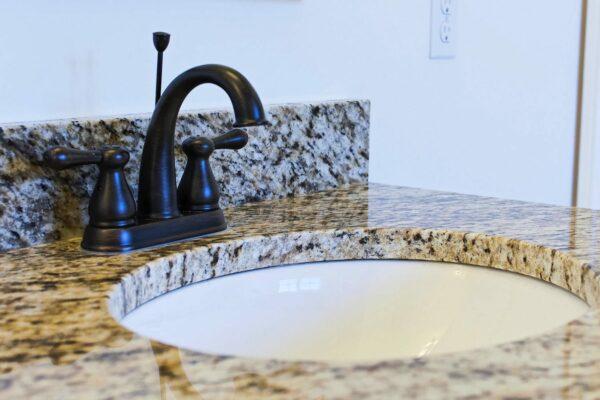 Sink Detail.