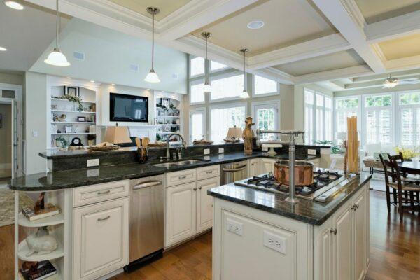 Kenridge Model Kitchen.