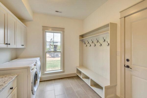 Centennial Laundry Room.