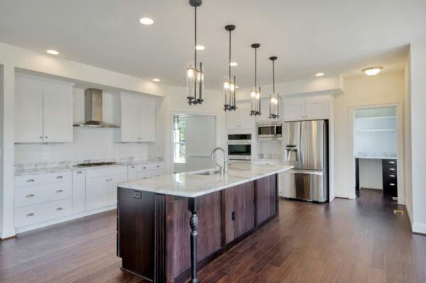 Monterey kitchen in Hyland Ridge.